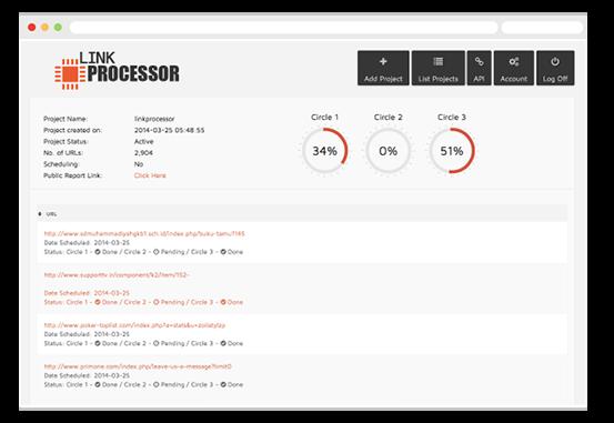 linkprocessor